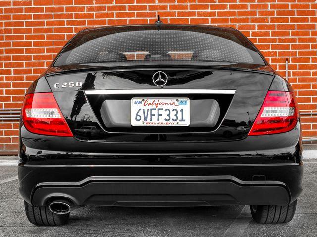 2012 Mercedes-Benz C 250 Sport Burbank, CA 3