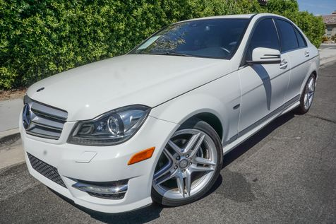 2012 Mercedes-Benz C 250 Sport in Cathedral City