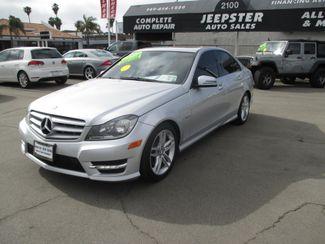 2012 Mercedes-Benz C 250 Sport in Costa Mesa California, 92627