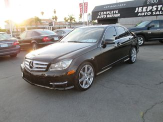 2012 Mercedes-Benz C 250 Sport in Costa Mesa California, 92627