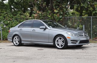 2012 Mercedes-Benz C 250 Luxury Hollywood, Florida 13
