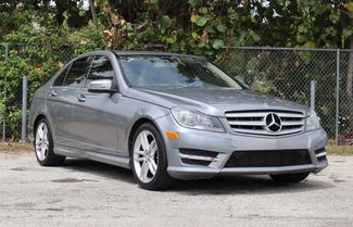 2012 Mercedes-Benz C 250 Luxury Hollywood, Florida 1