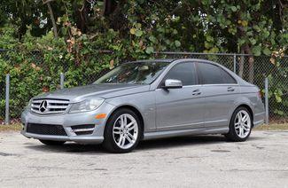 2012 Mercedes-Benz C 250 Luxury Hollywood, Florida 10