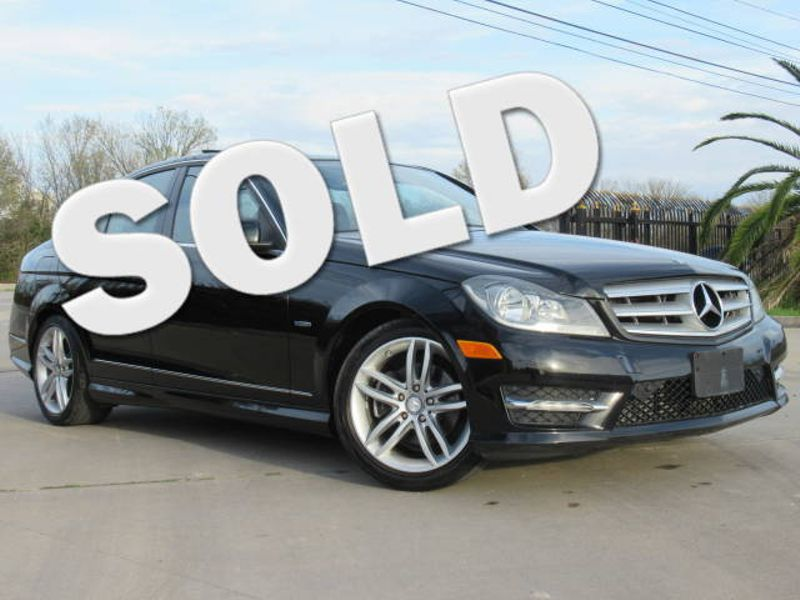 2012 Mercedes-Benz C 250 Sport | Houston, TX | American Auto Centers in Houston TX