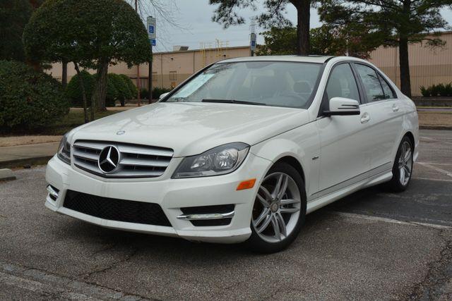 2012 Mercedes-Benz C 250 Luxury