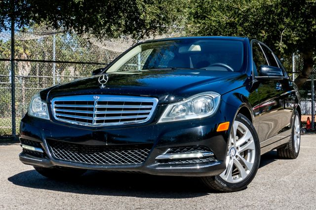 2012 Mercedes-Benz C 250 Luxury Reseda, CA 2