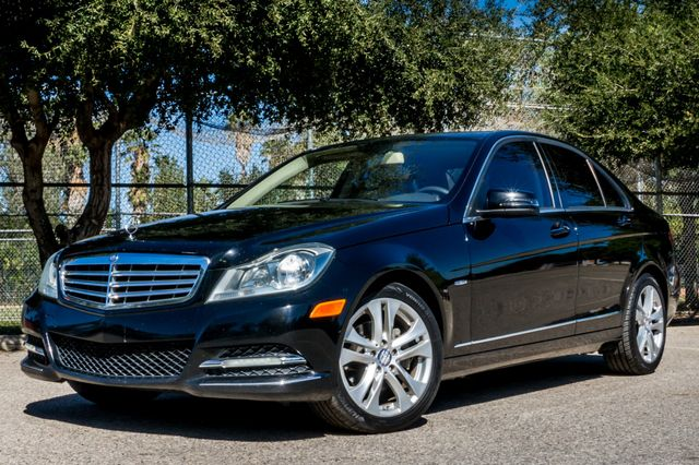 2012 Mercedes-Benz C 250 Luxury Reseda, CA 1