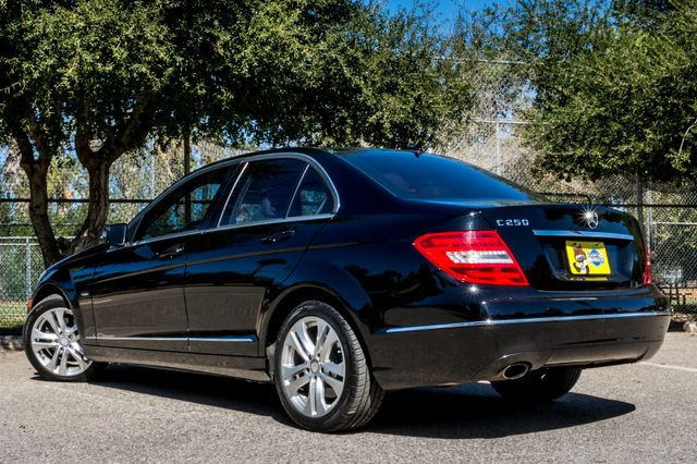2012 Mercedes-Benz C 250 Luxury Reseda, CA 6