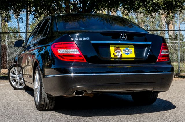 2012 Mercedes-Benz C 250 Luxury Reseda, CA 7