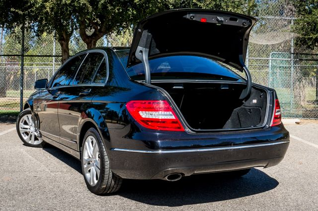 2012 Mercedes-Benz C 250 Luxury Reseda, CA 10