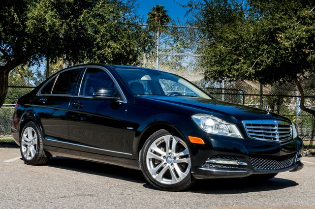 2012 Mercedes-Benz C 250 Luxury Reseda, CA 3