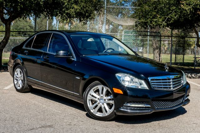 2012 Mercedes-Benz C 250 Luxury Reseda, CA 46