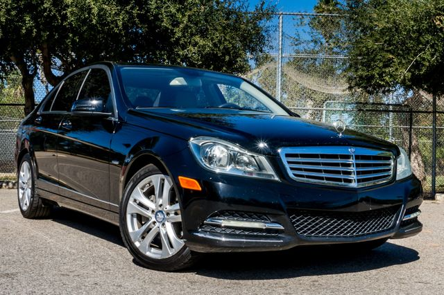 2012 Mercedes-Benz C 250 Luxury Reseda, CA 45