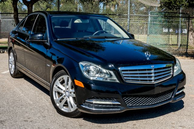 2012 Mercedes-Benz C 250 Luxury Reseda, CA 44