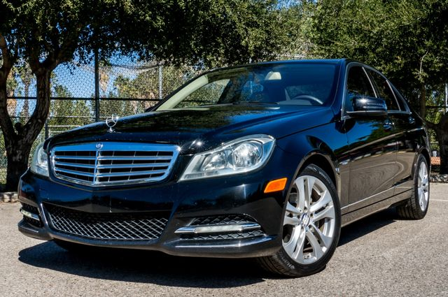 2012 Mercedes-Benz C 250 Luxury Reseda, CA 42