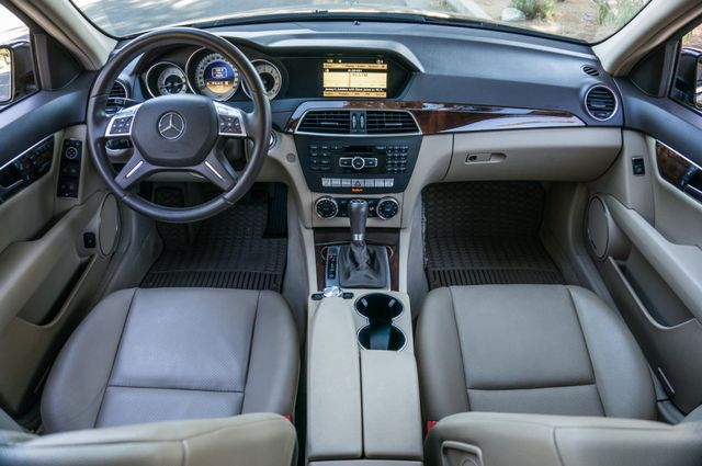 2012 Mercedes-Benz C 250 Luxury Reseda, CA 18