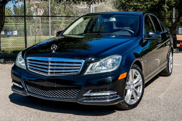 2012 Mercedes-Benz C 250 Luxury Reseda, CA 43