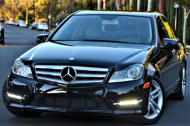 2012 Mercedes-Benz C 250 Luxury Reseda, CA 8