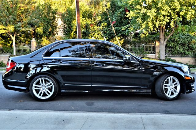 2012 Mercedes-Benz C 250 Luxury Reseda, CA 16