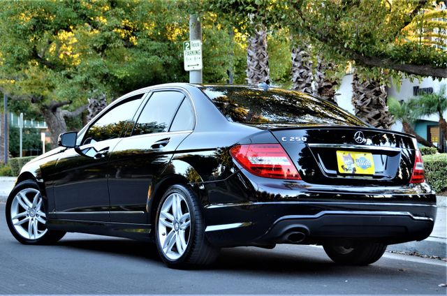 2012 Mercedes-Benz C 250 Luxury Reseda, CA 19