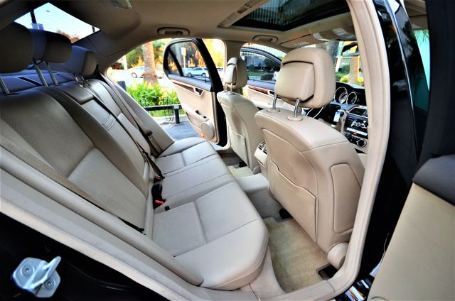 2012 Mercedes-Benz C 250 Luxury Reseda, CA 25