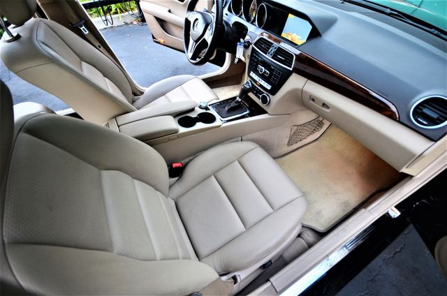 2012 Mercedes-Benz C 250 Luxury Reseda, CA 27