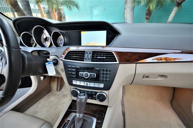 2012 Mercedes-Benz C 250 Luxury Reseda, CA 28