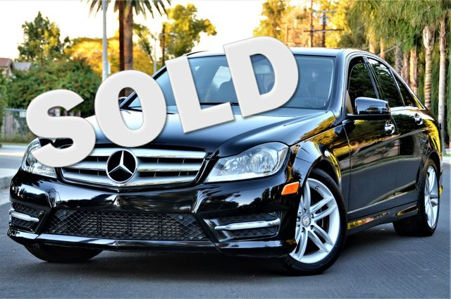 2012 Mercedes-Benz C 250 Luxury Reseda, CA 0