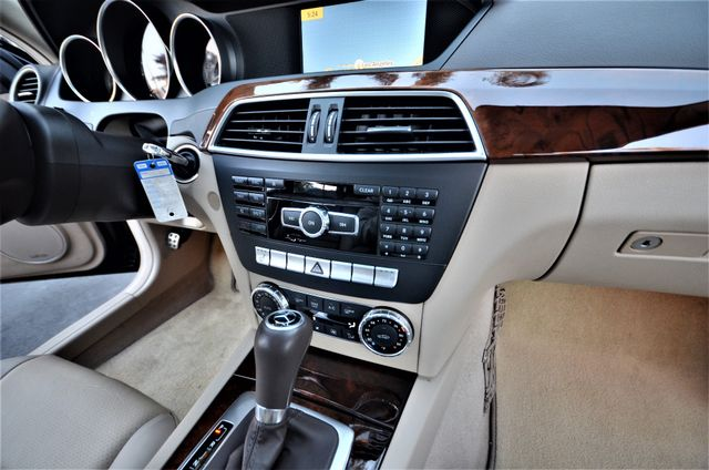 2012 Mercedes-Benz C 250 Luxury Reseda, CA 31