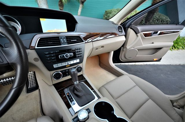 2012 Mercedes-Benz C 250 Luxury Reseda, CA 34