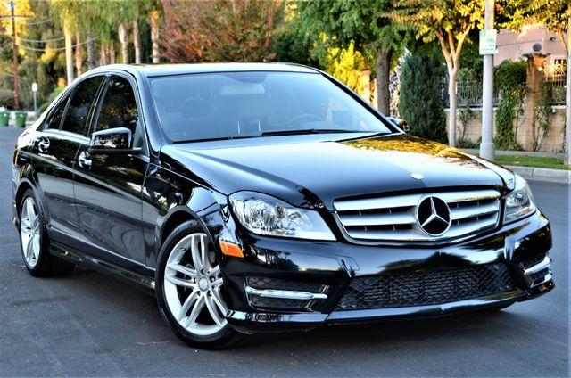 2012 Mercedes-Benz C 250 Luxury Reseda, CA 3