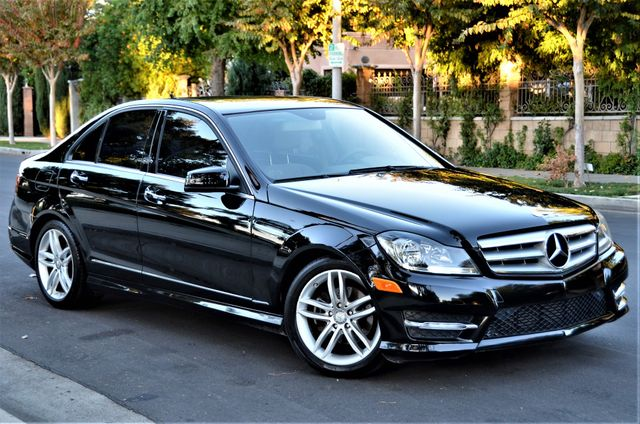 2012 Mercedes-Benz C 250 Luxury Reseda, CA 14