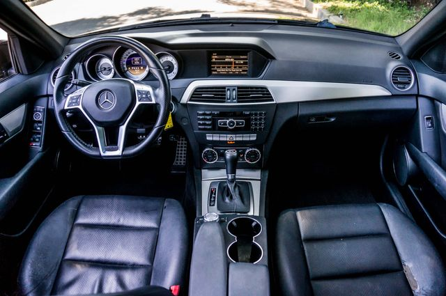 2012 Mercedes-Benz C 250 Sport in Reseda, CA, CA 91335