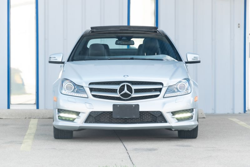 2012 Mercedes-Benz C 250 Coupe in Rowlett, Texas