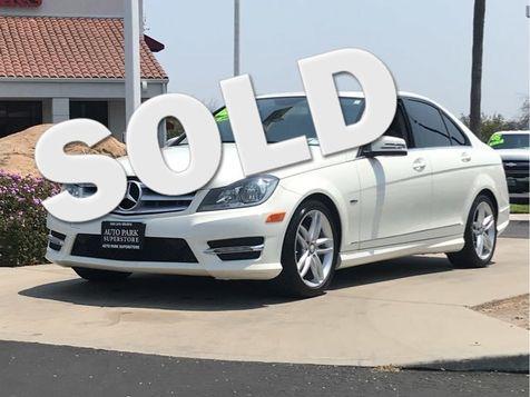 2012 Mercedes-Benz C 250 Sport   San Luis Obispo, CA   Auto Park Sales & Service in San Luis Obispo, CA