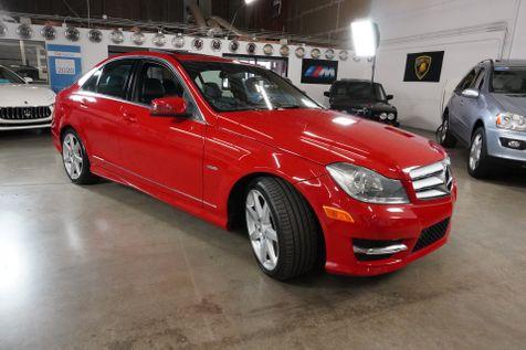 2012 Mercedes-Benz C 250 AMG Sport | Tempe, AZ | ICONIC MOTORCARS, Inc. in Tempe, AZ