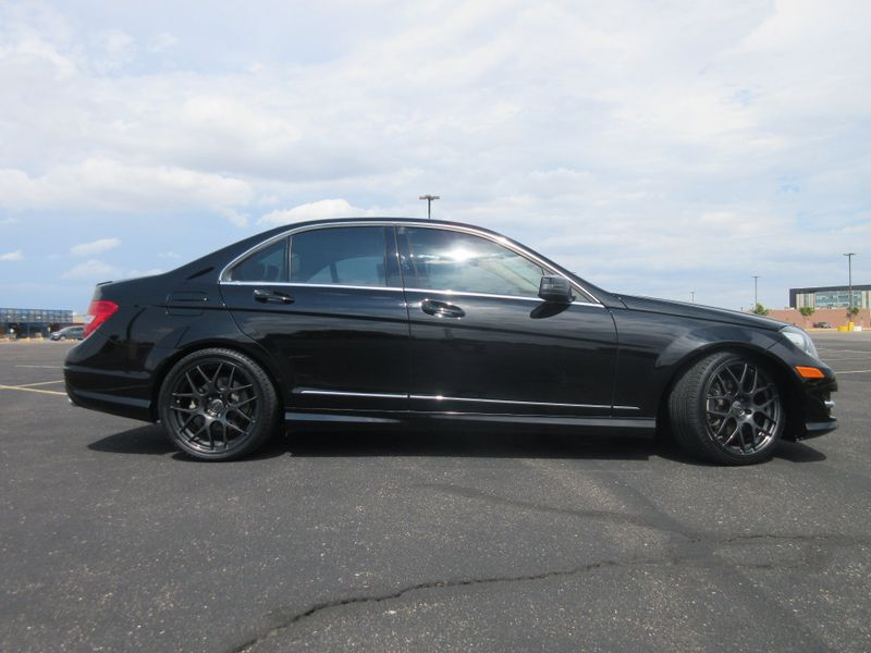 2012 Mercedes-Benz C 300 4-Matic AWD Luxury  Fultons Used Cars Inc  in , Colorado