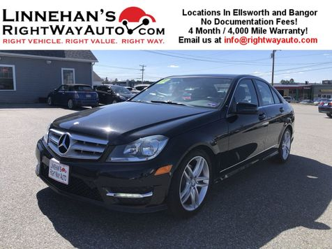 2012 Mercedes-Benz C 300 Sport in Bangor