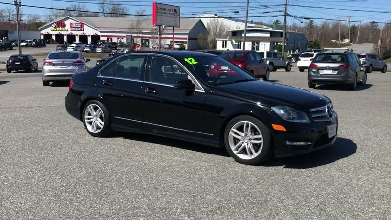 2012 Mercedes-Benz C 300 Sport  in Bangor, ME