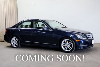 2012 Mercedes-Benz C300 Sport 4Matic AWD Luxury Car w/Navigation, in Eau Claire, Wisconsin