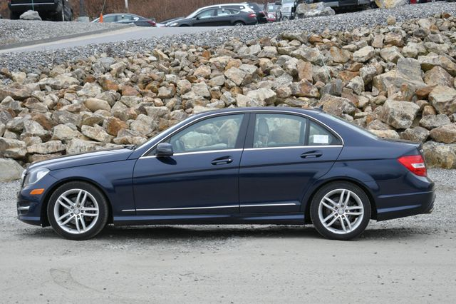 2012 Mercedes-Benz C 300 4Matic Naugatuck, Connecticut 1