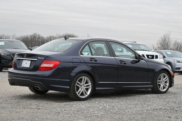 2012 Mercedes-Benz C 300 4Matic Naugatuck, Connecticut 4
