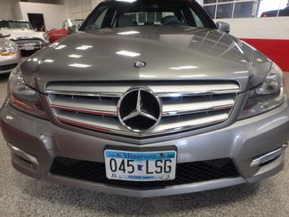 2012 Mercedes C300 4-Matic STUNNING CAR, LOADED AND SHARP! B U CAMERA Saint Louis Park, MN 22