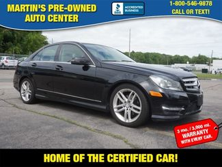 2012 Mercedes-Benz C 300 4MATIC in Whitman, MA 02382