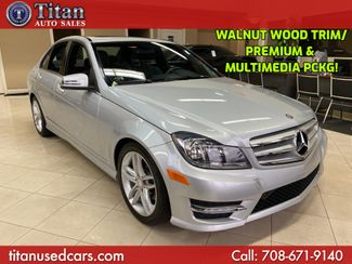 2012 Mercedes-Benz C 300 Sport in Worth, IL 60482