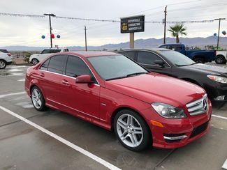 2012 Mercedes-Benz C 350 Sport in Bullhead City Arizona, 86442-6452