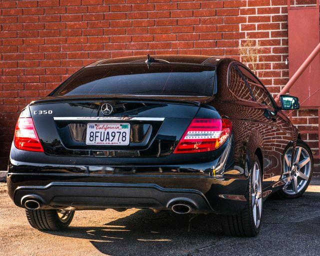 2012 Mercedes-Benz C 350 Burbank, CA 7