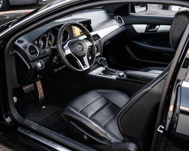 2012 Mercedes-Benz C 350 Burbank, CA 8