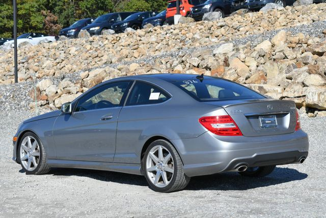 2012 Mercedes-Benz C 350 4Matic Naugatuck, Connecticut 2