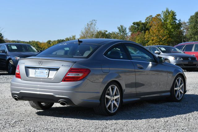 2012 Mercedes-Benz C 350 4Matic Naugatuck, Connecticut 4